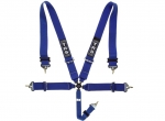 FIA approved 75mm 5 point saloon harness