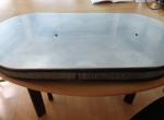 Luftfilter Alu für 1 oder 2 Vierfach 4150/4160 Vergaser