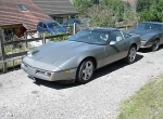 85'Corvette Targa Schlachtfahrzeug