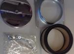 neuer MR. GASKET Street Scoop Adapter Kit # 6652