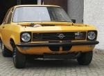 Opel Ascona Drag Race Car