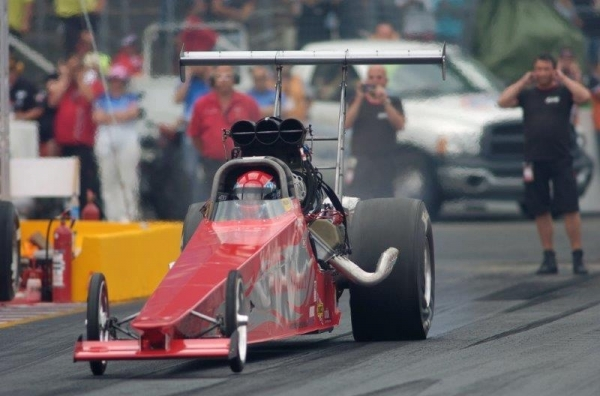 Top Methanol Dragster
