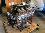 Chevrolet Engine 500 CI Ed Pink