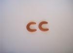 2x C-Clip für 12 Bolzen Achse