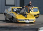 '63 Vette 25.1E rolling chassis