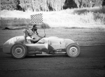 Ford Sprint Car Dirt Track 1930s / 40s Race Car