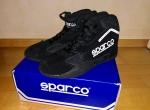 Sparco JuniorDragster Schuhe / 2x getragen /Gr. 34