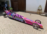 Mike Bos Jr Dragster