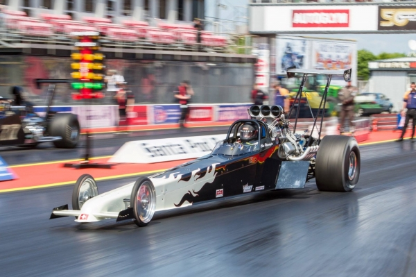 Top Dragster Blown Methanol