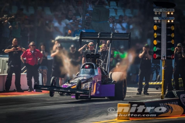 Turn key Top Fuel Dragster